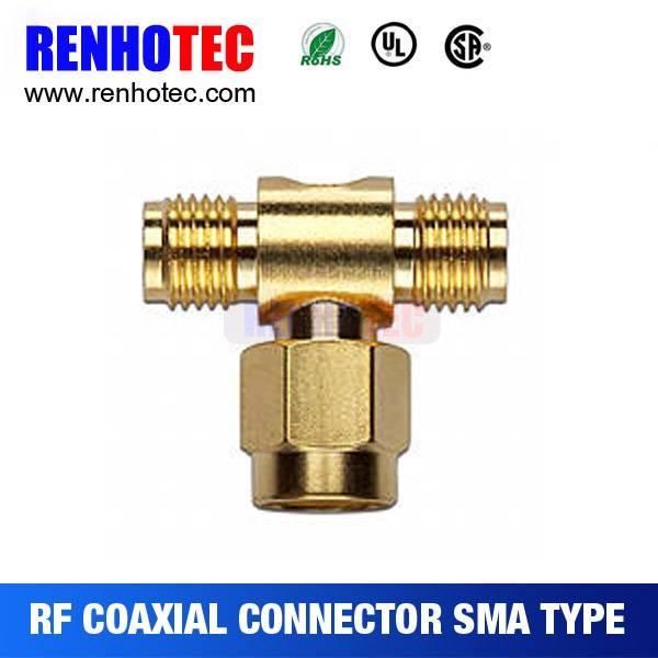 SMA Connector Adaptor with Double Females