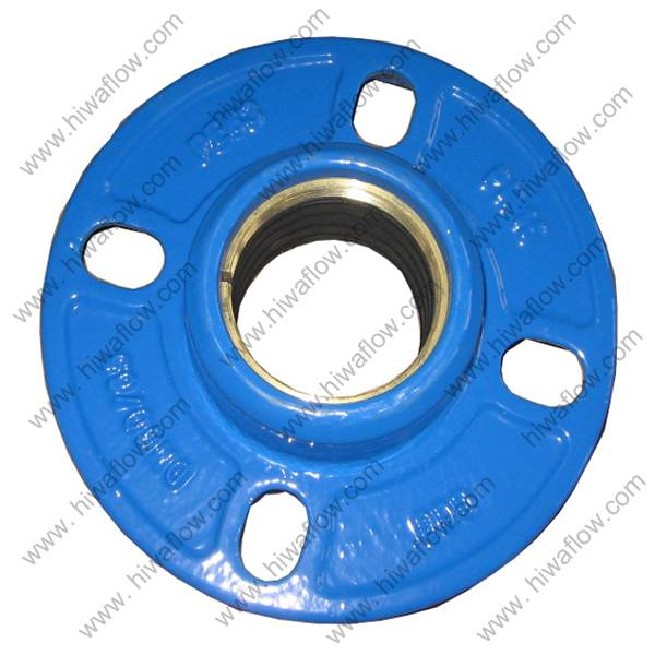 Major Stop Flange for PVC/PE Pipe Fig.FA40