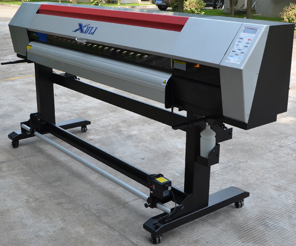 X6-2000 Double Dx5 printhead high quality indoor and outdoor advertising printer