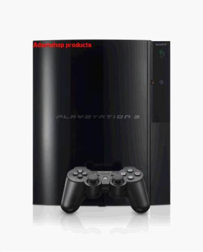 New Sony Playstation 3 60 Gb Black Edition