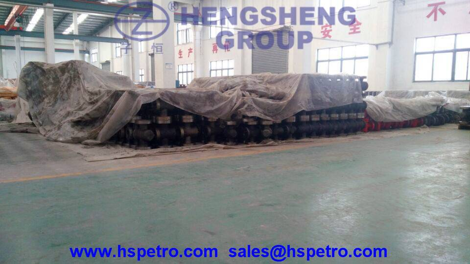 Hengsheng Group API 6A, 6D Valves for rushing a big discount Pay attention to the valves in stock i