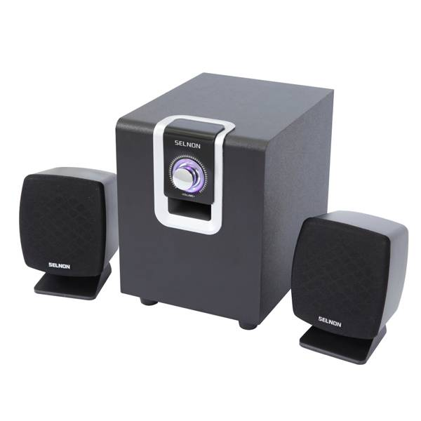 2.1 Speaker for computer & home theater