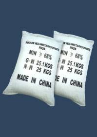 Sodium Hexametaphosphate 68%