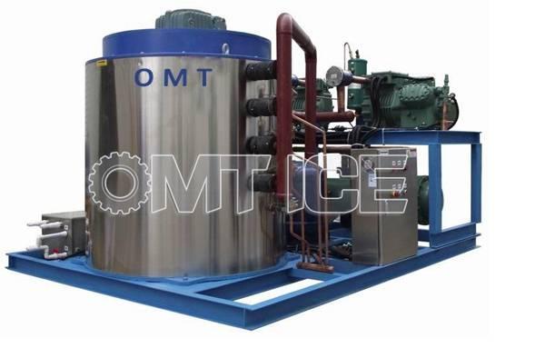 OMT 1ton Seawater Flake Ice Machine