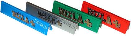 Rizla, OCB Cigarette Regular and King Size Rolling Papers