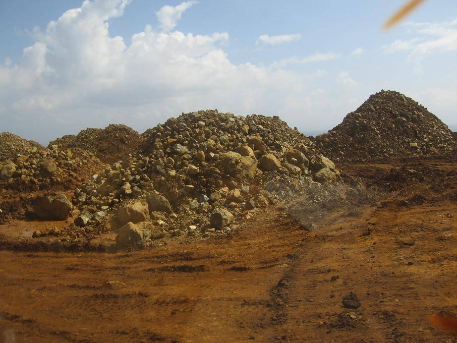 Nickel Ore, Copper Ore, Iron Sand, Manganese Ore, Chromite Ore