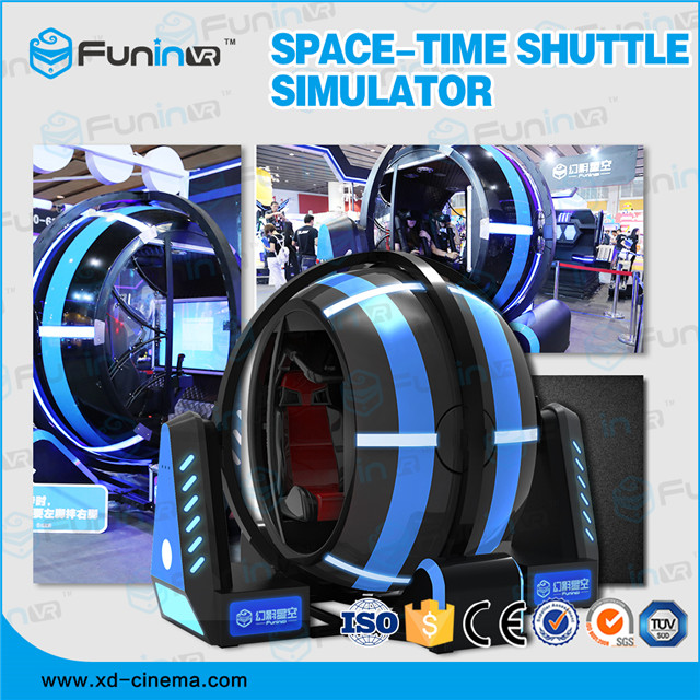 selling 2018 new design Space-time Shuttle Simulator VR simulator for science museum