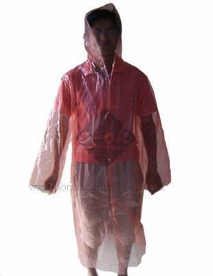 LDPE Raincoat/Emergency Raincoat/Disposable Raincoat: