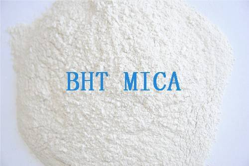 muscovite mica powder