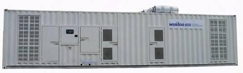 1000kw/1250kVA Diesel Generator Set (WDG-P1000)