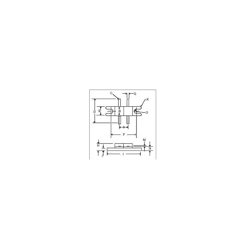 D2013 point nine Rf Transistor