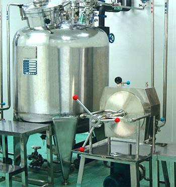 reactor tank / reacting tank