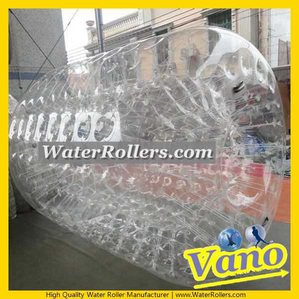 WaterRollers ZorbRamp Water Roller Ball Inflatable Wheel Water Walker Bubble Zorb Rolling Ball