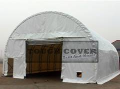 9.15m(30') Wide ROUND TRUSS, Dome Fabric Building, Warehouse Tent