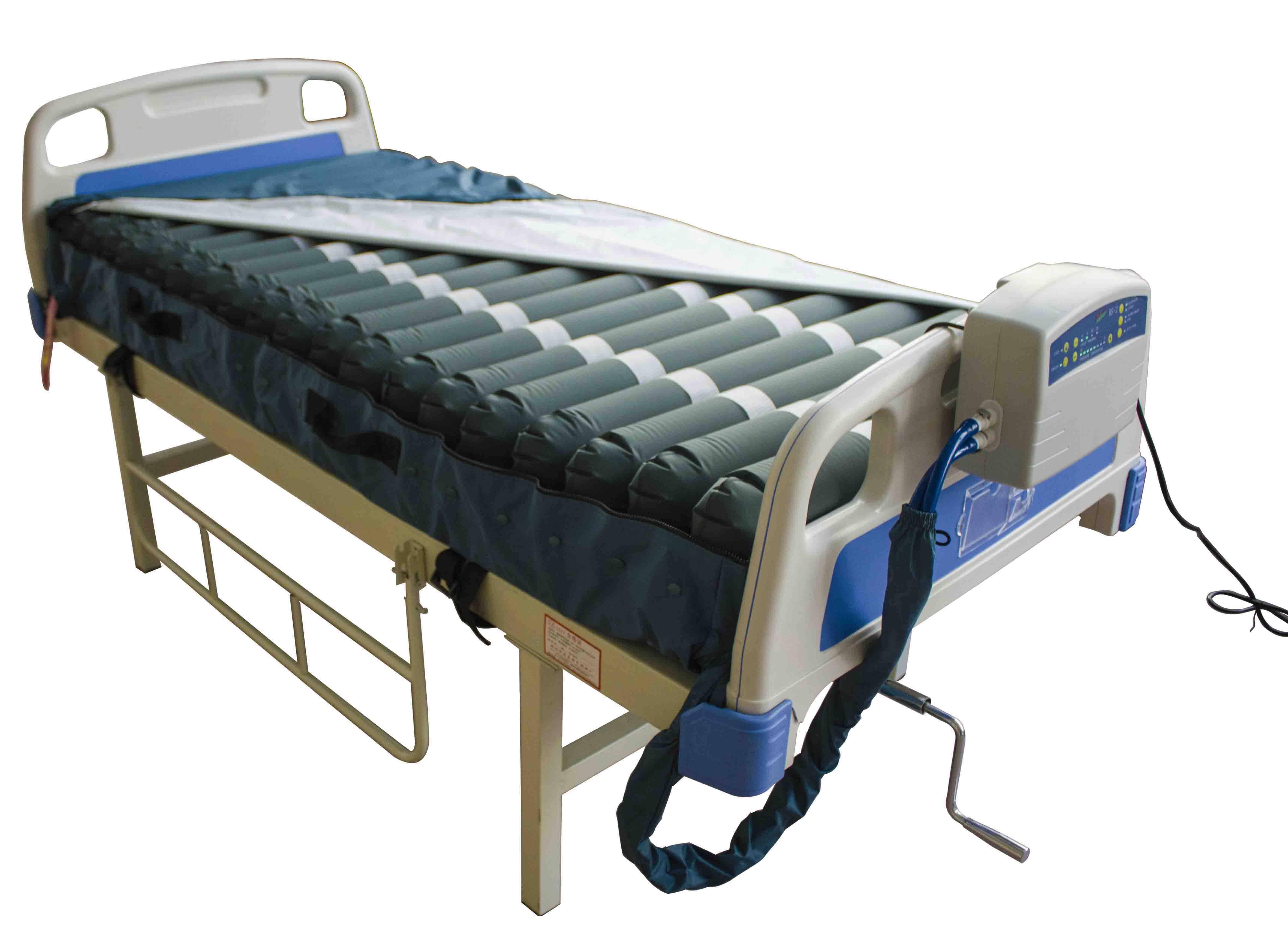 Alternating pressure pump and mattress, Strip mattress,Anti bedsore Mattress