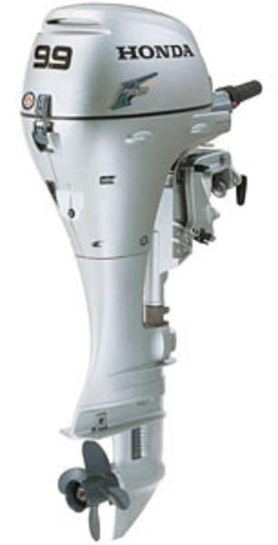 Honda BF10DK3SHS Outboard Motor