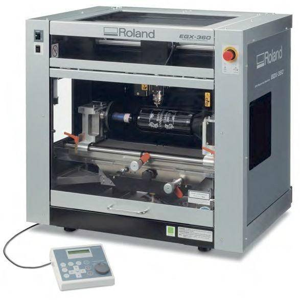Roland EGX-360 Desktop Engraver