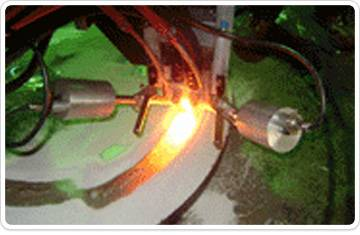 E.S.W (Electrode Slag Welding)
