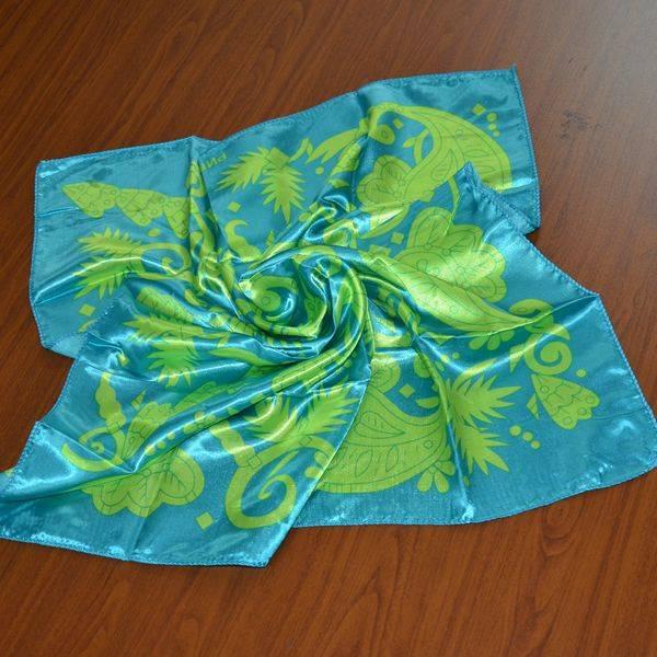 silk satin scarves