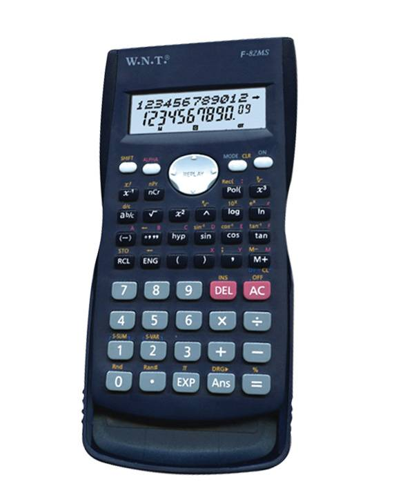 Scientific Calculator (F-82MS, special for PROMOTION)