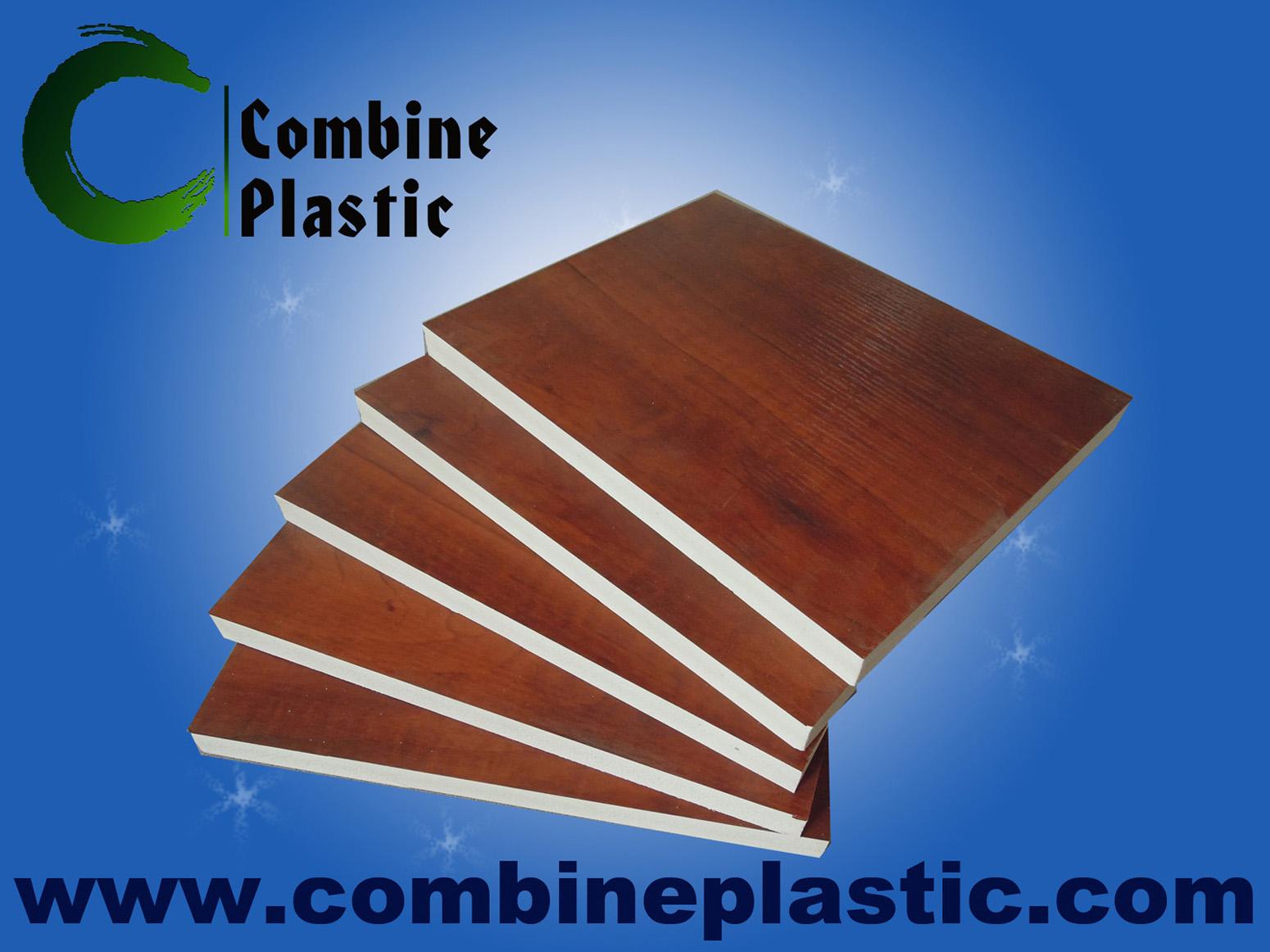 decorative materials-PVC celuka foam board