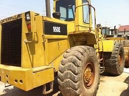Used 950E wheel loaders,CAT 950E for sale