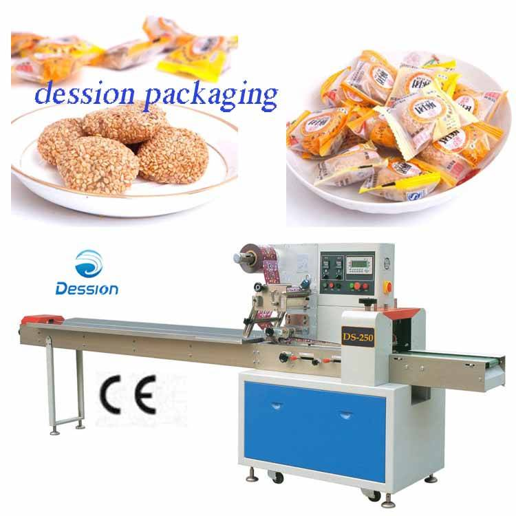 Flapjacks Automatic Packaging Machine/Oatcakes Packing Machine
