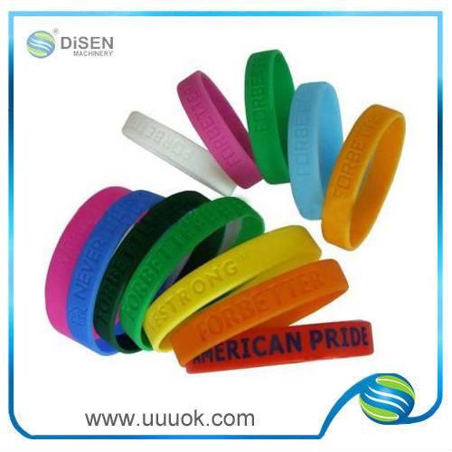 Custom silicone wristband price