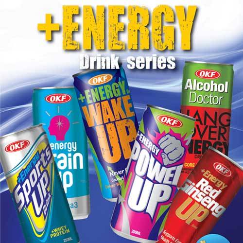 OKF Energy Drink Series