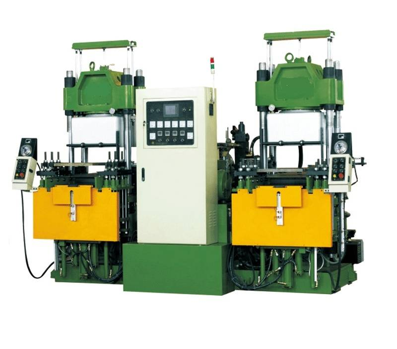 Vacuum Rubber Molding Machine