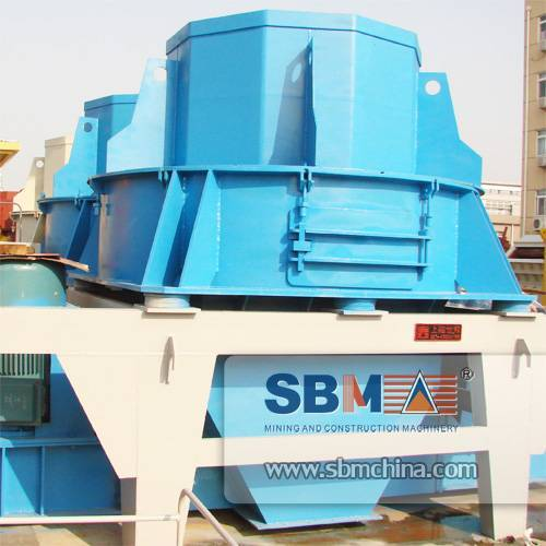 Vertical Shaft Impact Crusher (Sand Making Machine)
