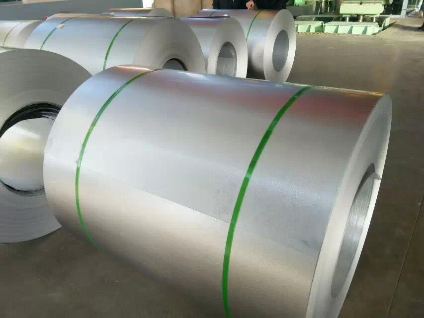 Pre-painted Aluzinc Steel Coils, aluminum contents 45%