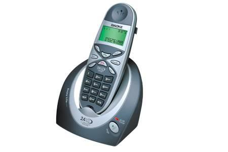 2.4 G cordless phone  GK12
