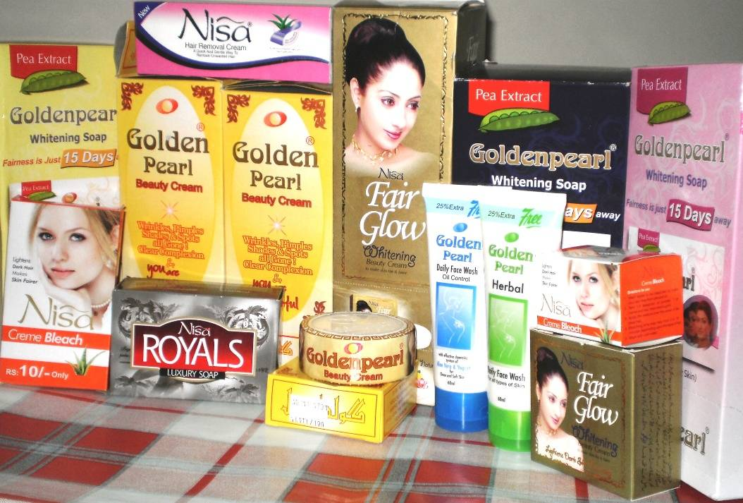 Contract Manufacturing of Skincare Products
