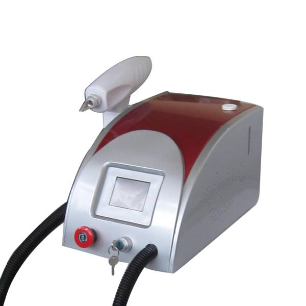 Professional mini 1064nm /532nm Q Switch NDYAG Tattoo removal machine model BJ058