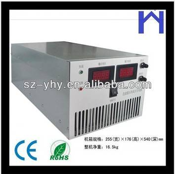 0-100VDC 0-400A Adjustable DC Power Supply