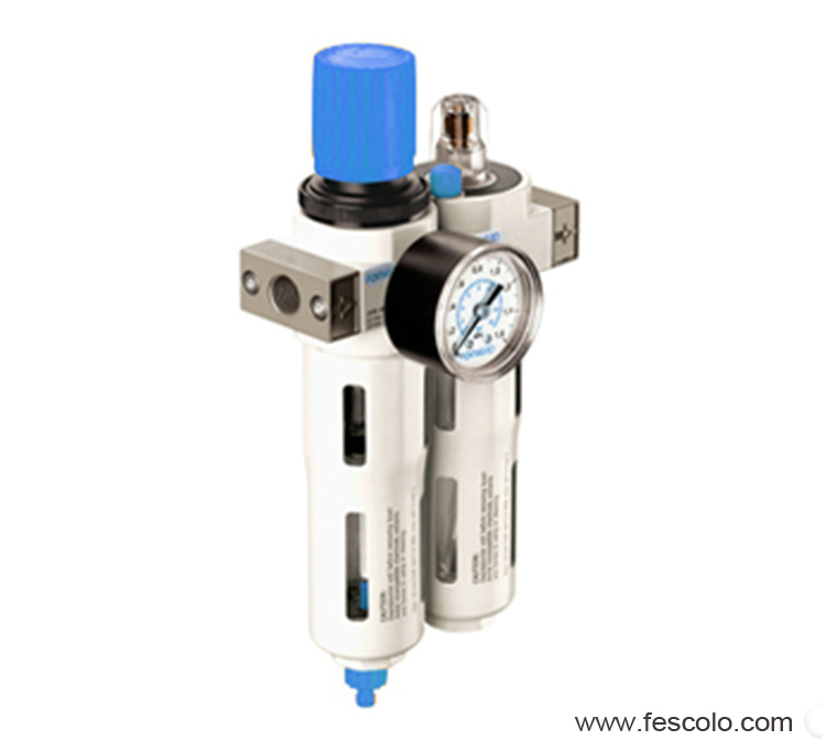 OU Series FR.L Combination: Filter&Regulator and Lubricator