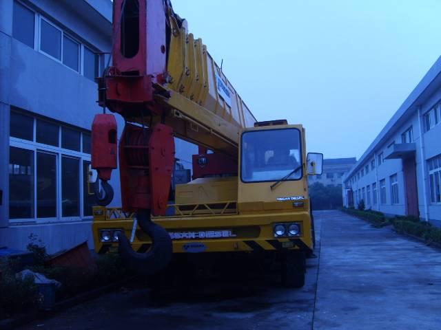80t used mobile crane