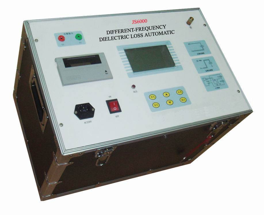 different-frequency dielectric loss tester