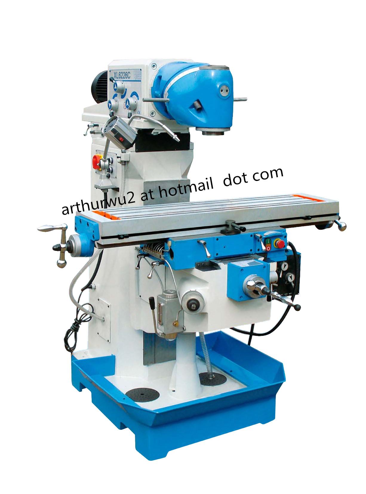 XL6226C Universal Milling Machine
