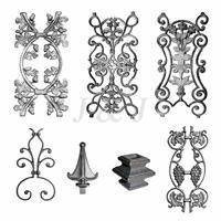 ornamental iron cast