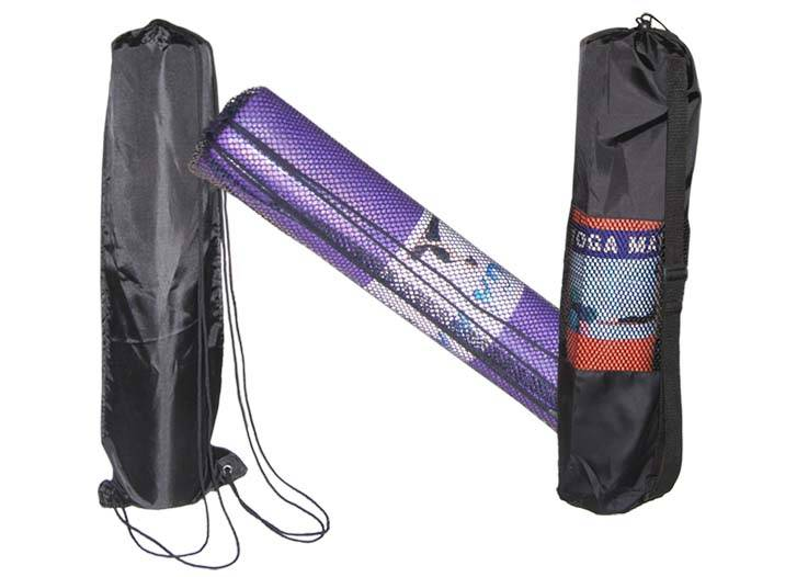 4mm yoga mat with yoga mat bag