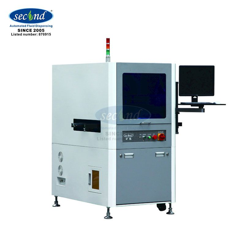 SEC-300DL Wholesale SMT SMD inline freestanding automatic spray dispensers for PCB or PCBA with high