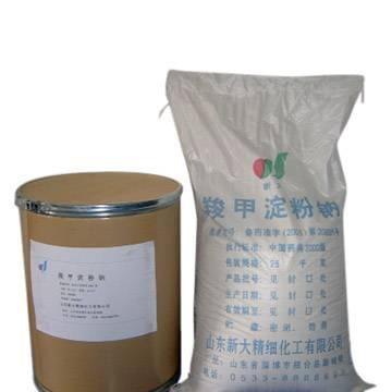 sell: carboxymethyl starch sodium
