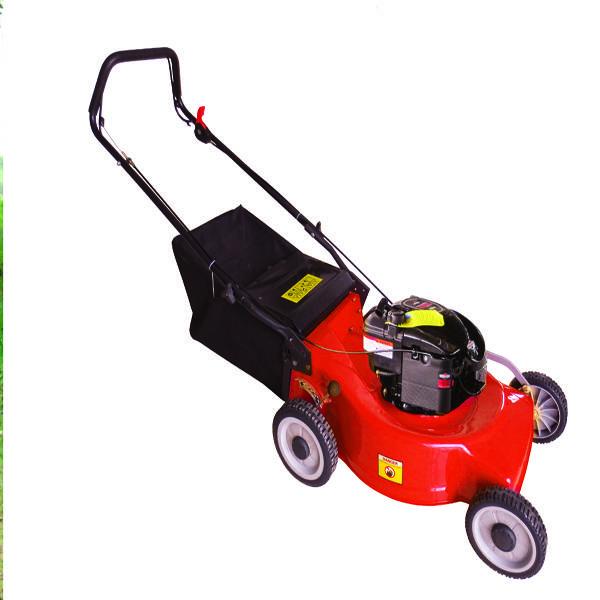 gardening gasoline 6.5hp 21 inch lawn mower