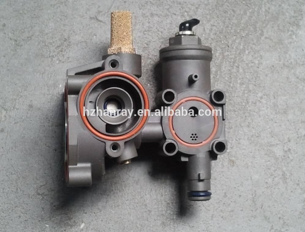 High pressure compressor cylinder