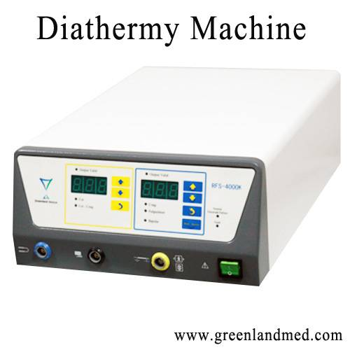 Diathermy Machine with ISO and CE