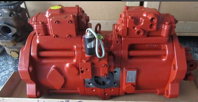 Hydraulic piston pump Kawasaki K5V140