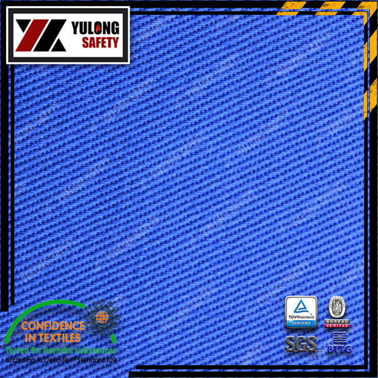 100%cotton fire resistant fabric with low formaldehyde
