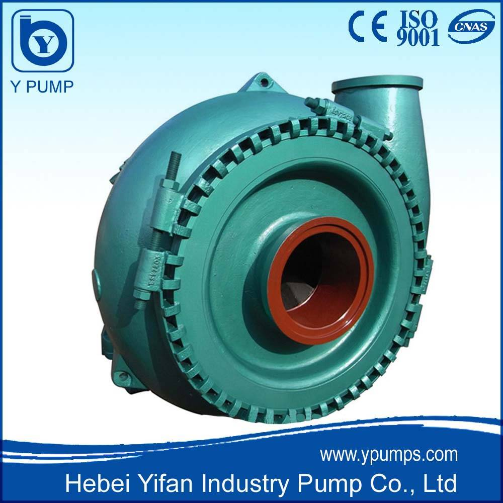 sand and gravel pump/gravel slurry pump